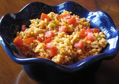 Big Mama's Home Kitchen: Mexican Rice