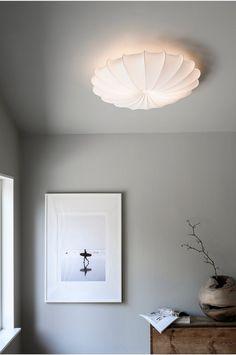 1000 Sq Ft House, Ceiling Lamp, Ceiling Lights, Black And White Tiles, Wood Vanity, House Doctor, Modern House Plans, White Light, Chandelier Lighting