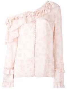 MAGDA BUTRYM 'Vigo' Blouse. #magdabutrym #cloth #blouse