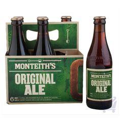 Original Ale 330 ml – Monteith's X 6 bottles | Shop New Zealand
