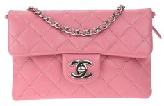 Chanel Leather Mini Crossing Times Shoulder Bag. Get one of the hottest styles of the season! The Chanel Leather Mini Crossing Times Shoulder Bag is a top 10 member favorite on Tradesy. Save on yours before they're sold out!
