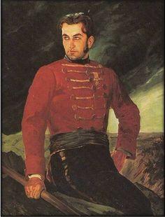 Retrato del General Pedro Zaraza (s/f) Tito Salas (Venezuela, 1887-1974)