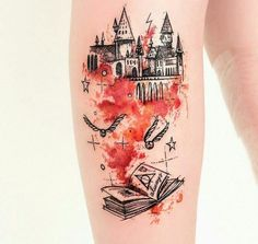 Another Fairy Tale Book With Flying Colors Worth Trying Tattoo Design Is The And Birds All Around