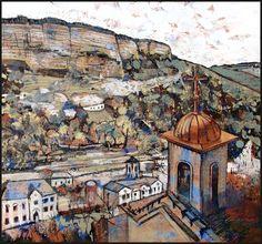 A VIEW OF MERYEM DERE VALLEY... by Badusev on DeviantArt
