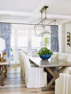 South Shore Decorating Blog: From Rustic to Refined