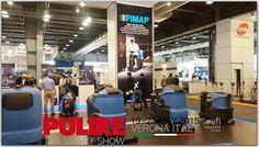 Стенд компании Fimap на выставке Pulire 2015