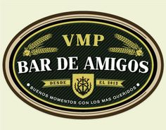 "Check out new work on my @Behance portfolio: ""Bar de Amigos"" http://on.be.net/1LK6Dws"