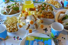 healthy kids party food   Kids Birthday Party Food Ideas