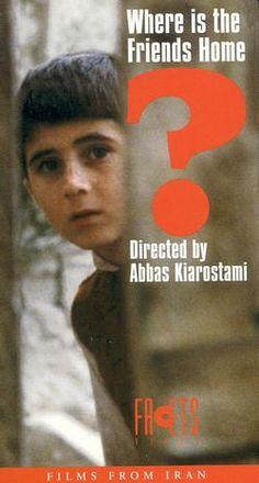 Where Is the Friend's Home?/ Abbas Kiarostami 1987