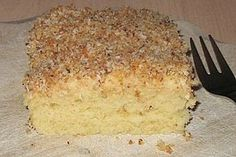 Schnelle und Einfache Rezepte: Wattekuchen Quick and easy recipes: cotton cake Quick Dessert Recipes, Easy Cookie Recipes, Sweet Recipes, Baking Recipes, Cake Recipes, Quick Recipes, Food Cakes, Cotton Cake, Sweet Cakes