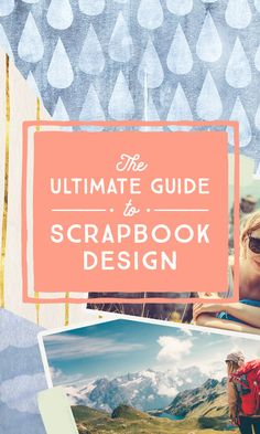 On the Creative Market Blog - Scrapbook Design: The Ultimate Guide to Layouts & Fonts