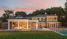 Extraordinary Home of the Week: $17.8 Million East Coast-inspired Home in Atherton