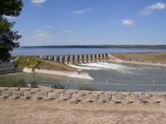 Gavins Point Dam-Missiouri National Recreation River, Nebraska Side