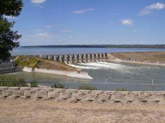 Gavins Point Dam-Missiouri National Recreation River, Nebraska Side