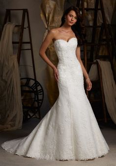 5113 Blu By Madeline Gardner - In White Bridal - Lancaster, PA