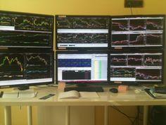Nice trading desk
