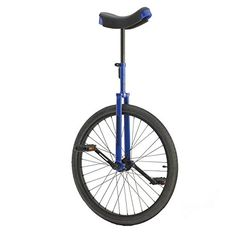 Unicycles - Torker Unistar CX Unicycle 24InchOne Size Polished Blue -- Check out the image by visiting the link.