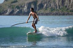 La foto de paddle surf de KiwiMunted