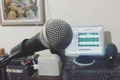 #LUCASNEVOU #music  Momento gravação!  LUCAS NEVOU  www.lucasnevou.com