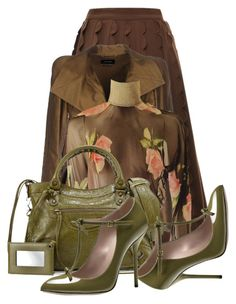 """""""Bag,Shoes-Olive"""" by samketina ❤ liked on Polyvore featuring VIVETTA, Isabel Marant, Dolce&Gabbana, Balenciaga, Gucci, women's clothing, women's fashion, women, female and woman"""