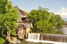 The Old Mill is one of our favorite places to get some good country cooking!