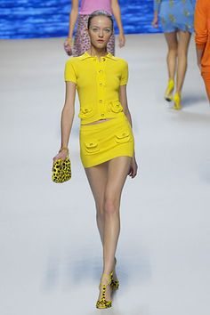 Blumarine Spring 2008 Ready-to-Wear - Collection - Gallery - Style.com