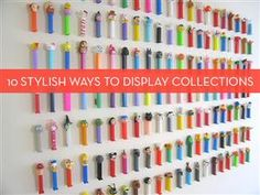 Cool Collections: 10 Creative Ways to Display Your Collectibles