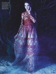 Numéro Magazine - La Couture Enchantée