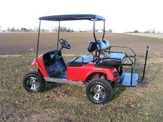 Custom Golf Cart Customized Golf Carts