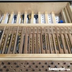 Multi Tier, Modular Storage Drawer Organizer