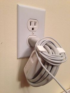 Here's A Much Better Way To Store And Transport Your Macbook Power Cord [OS X Tips] | Cult of Mac
