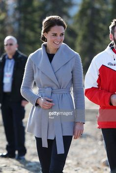 News Photo : Catherine, Duchess of Cambridge and Prince...
