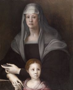 Pontormo - Jacopo di Carrucci  Mannerist painter - Pontrormo- Empoli 1494 - Firenze 1557