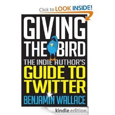 A short guide to selling books on Twitter without annoying people.