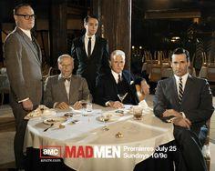 Mad Men Graphics | Mad Men mad-men-wallpaper-restaurant – TVpedia