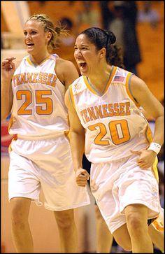 Kara Lawson and Gwen Jackson, Lady Vols, UTSPORTS.COM - University of Tennessee Athletics
