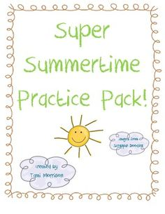 includes activities with the Summer Olympics!