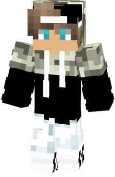 adidas Minecraft Skins Cool, Minecraft Mods, Minecraft Projects, Mc Skins, Blue Game, Nova Skin Gallery, Look Cool, Adidas, Anime