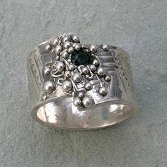 Metal Clay Guru - Get Enlightened about Everything Metal Clay - Hattie Sanderson - Hattie Sanderson Gallery Rings