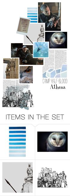"""Leonard Snart - Percy Jackson DC Crossover - Cabin #6 Athena"" by rubytyra ❤ liked on Polyvore featuring art and bothav2B2"