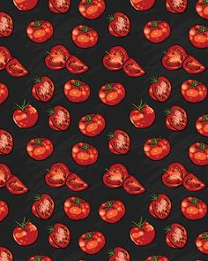 80% Off Sale Tomato pattern including seamless. Hand drawn Tomato vector. Tomato with clipping path. food sketch. (EPS, VECTOR, JPG)