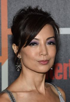 Ming-Na Wen Photos - Actress Ming-Na Wen attends Entertainment Weekly's annual Comic-Con celebration at Float at Hard Rock Hotel San Diego on July 2014 in San Diego, California. Hottest Female Celebrities, Beautiful Celebrities, Beautiful Actresses, Celebs, Chun Li, Melinda May, Ming Na Wen, Female Actresses, Glamour