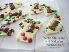 I'm going to start with a warning, Christmas recipes really don't get any easier than this Thermomix White Chocolate and Maltesers Christmas Bark! All you need is three delicious ingredients and in no time you'll be enjoying this yummy White Chocolate Christmas Bark! You canreally have a lot of fun with this recipe and get...Read More »