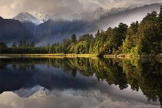 panoramic view lakes photography new zealand - Buscar con Google