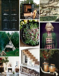 Entertain with Winter Green