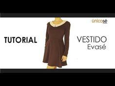 DIY Costura: Cómo hacer vestido - YouTube