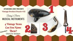 Can you guess today's classic vintage product puzzle? Classic Tv, Trivia, Musical Instruments, Vintage Items, Musicals, Tv Shows, Household, Puzzle, Game