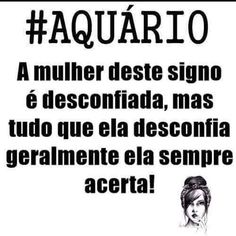 """É um sexto sentido """"fidaputa """" ! #bomdia #aquario #signodeaquario #astrologia #mulheresdeaquario"""