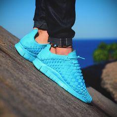 Nike Free Inneva Woven: Aqua