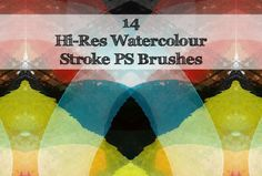 Hi-Res PS Brushes